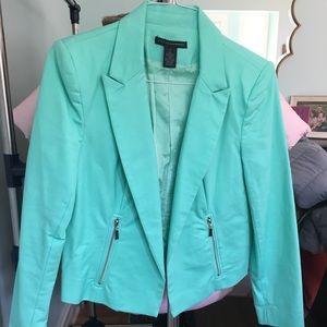 Turquoise Jacket